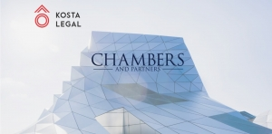 The Chambers Asia-Pacific 2020 guide praises Kosta Legal as one of the leading firms in Uzbekistan